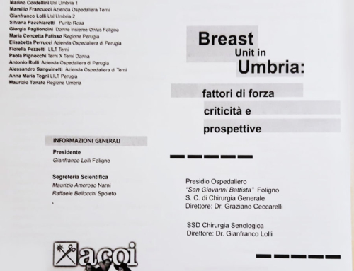 Conferenza sulla Breast Unit