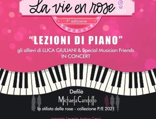 """Evento """"La Vie en Rose"""" – 30 Maggio 2021"""